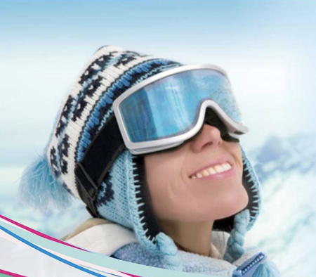 Ski and relax package